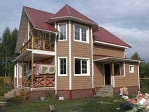 Реставрация домов и коттеджей